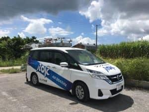 ラジオ沖縄(ROK)のラジオカー